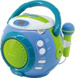 KCD1600BL (blau) SOUNDMASTER